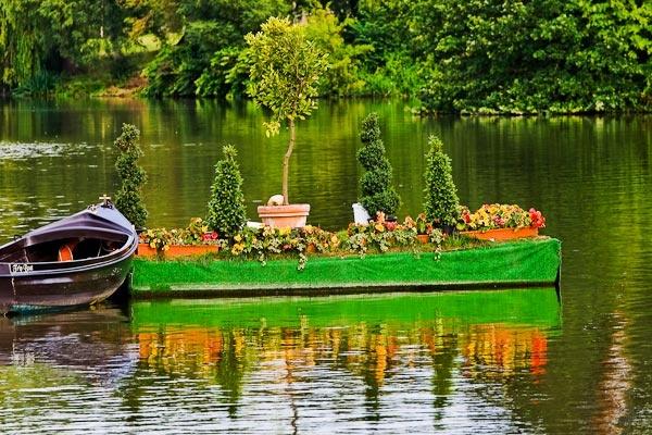 Water Garden by JJGEE