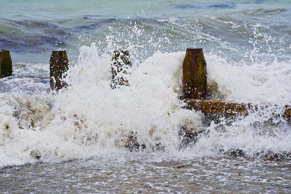 Wave Splash by JJGEE