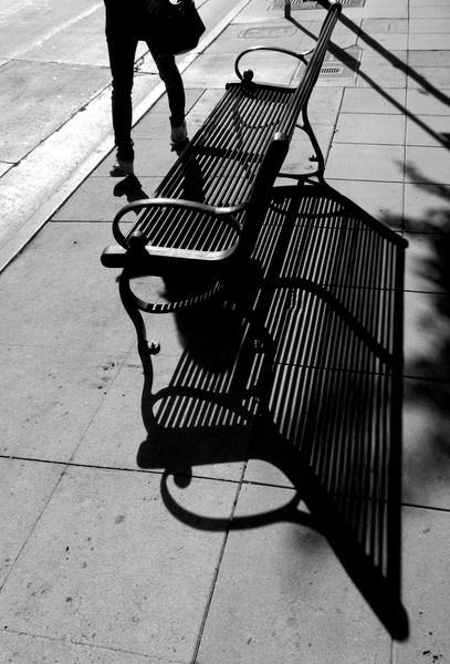 Shadows by Aldo Panzieri
