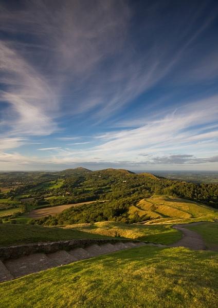 British Camp - The Malvern Hills by DouglasLatham
