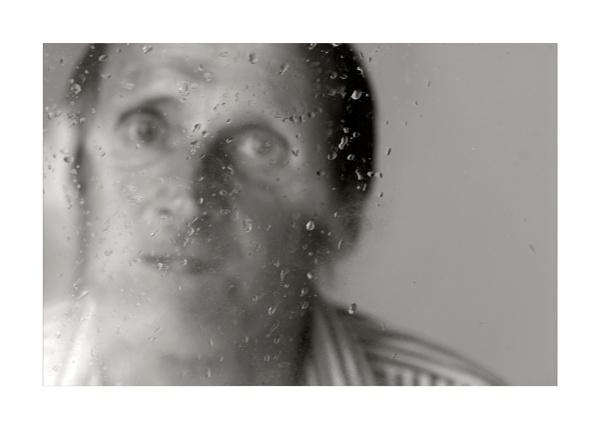 "\""raindrops pattering on my window\"" (part II) by bliba"