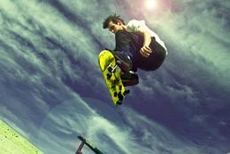 Aerial Flip