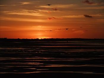 Normandie Sunset