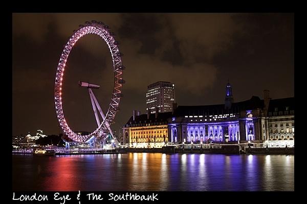 London Eye by FoolsAndKings
