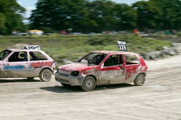 Banger raceing by stulfc