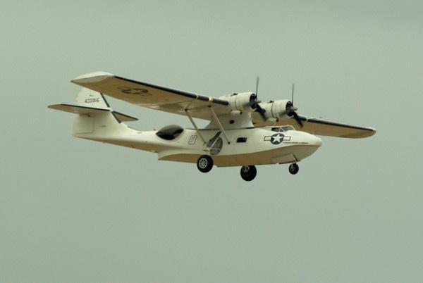 Catalina Flying Boat by TonyDy