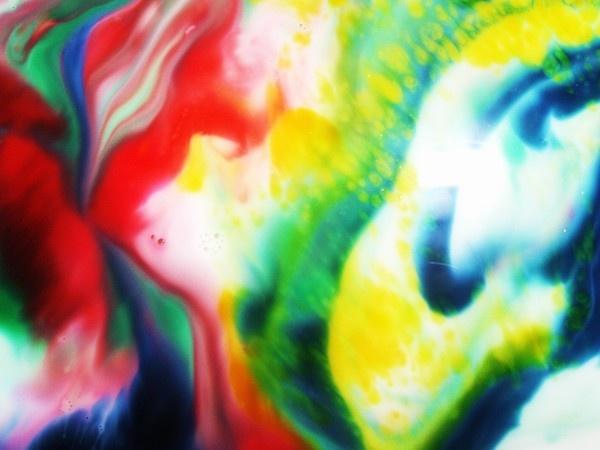 "\""Rainbow Milk\"" by vegas9798"