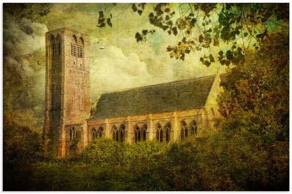 Church - Damme - Flanders - Belgium by Cor