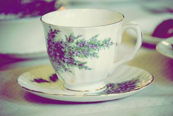 afternoon tea anyone? by Tamar