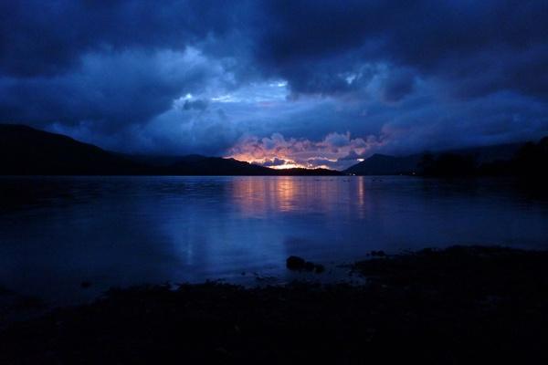 Sunset Reflection by seaviewlou