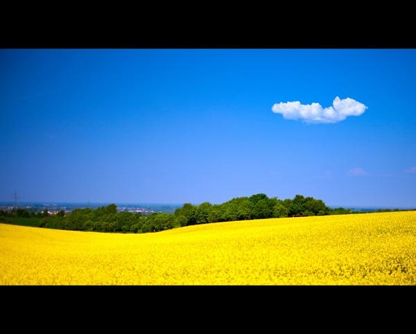 Lonley Cloud by Martin_D
