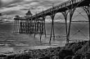 clevedon pier by spritey71