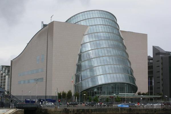 Conference Center Dublin by mondmagu