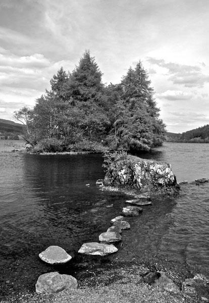 Just A Few Steps Away? by GillSleePhotography