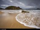 The Secret Beach by Mari