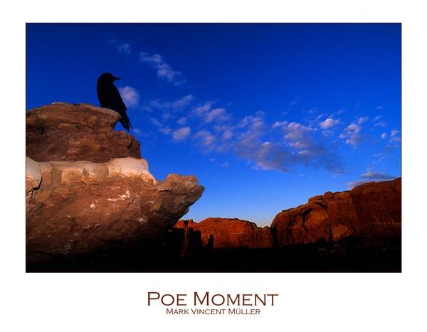 Poe Moment by MarkVMueller