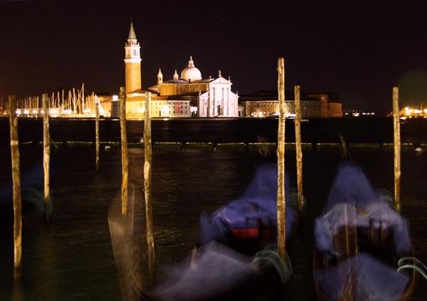 Venezia @ Night by iscramble