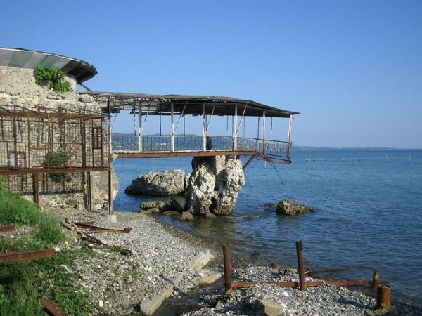 The Black Sea by tashi