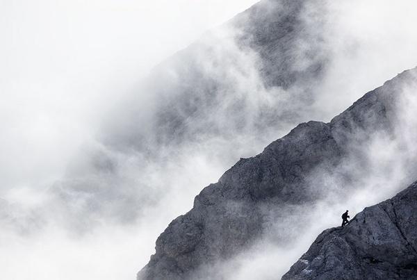 The Lone Rock Scrambler by datoon