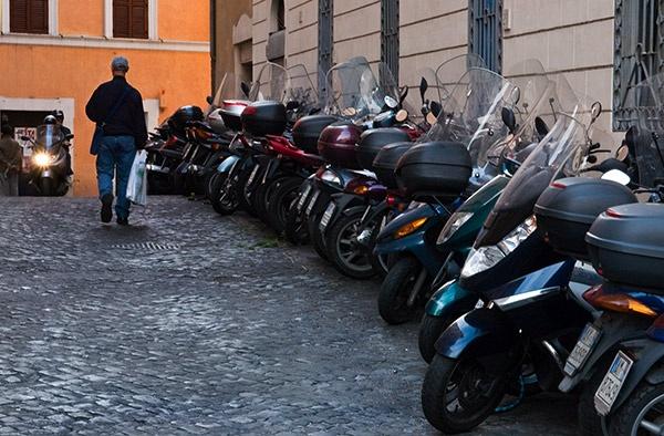 Italian Street by joko