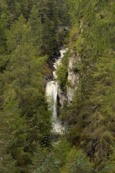 Falls of Bruar by Consulo