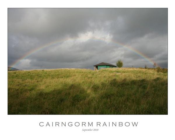 Cairgorm Rainbow by Skull