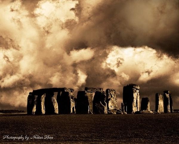 Stonehenge by akhtarkhan