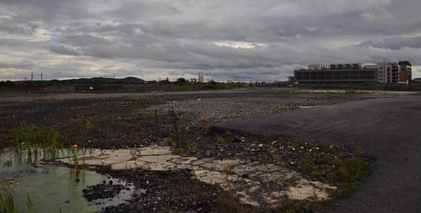 Broken Ground by Ridgeway