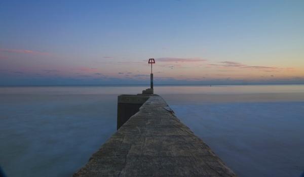 Boscombe sea by Ricky37