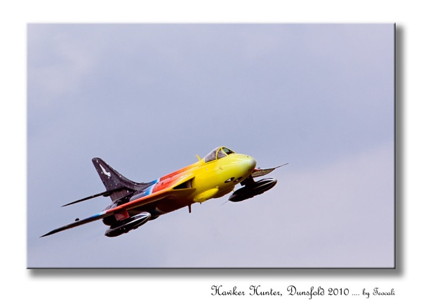 Hawker Hunter Fighter