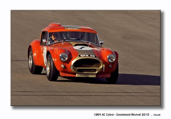 1964 AC Cobra by teocali