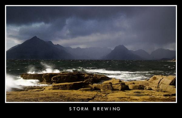 Storm Brewing by f11digital