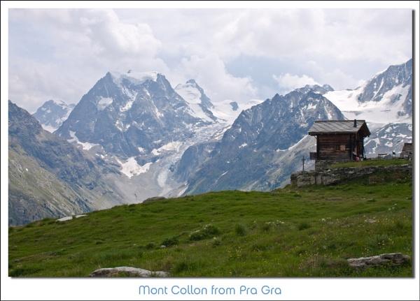 Mont Collon II by heffalump