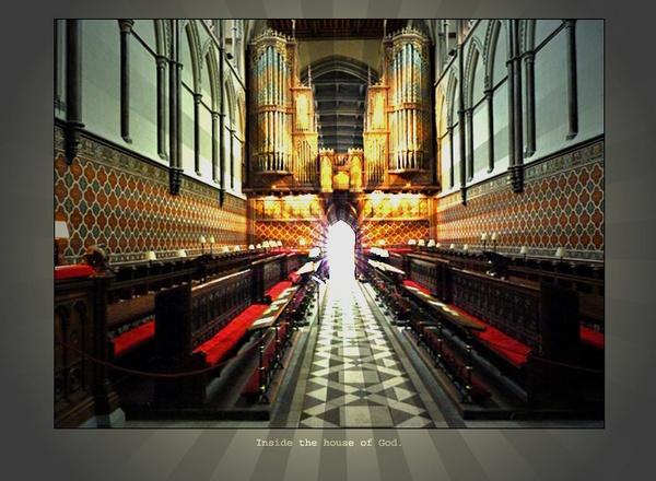 Inner Sanctum by jujupops