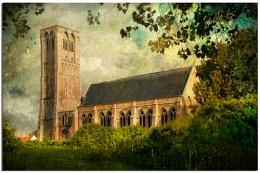 Church-Damme-Flanders-Belgium