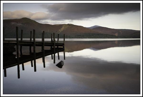 Derwent Water by paddyman