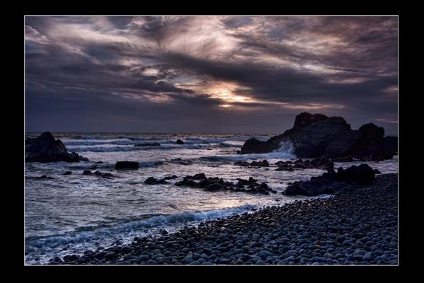 Cornish Coast 3 by SashaB