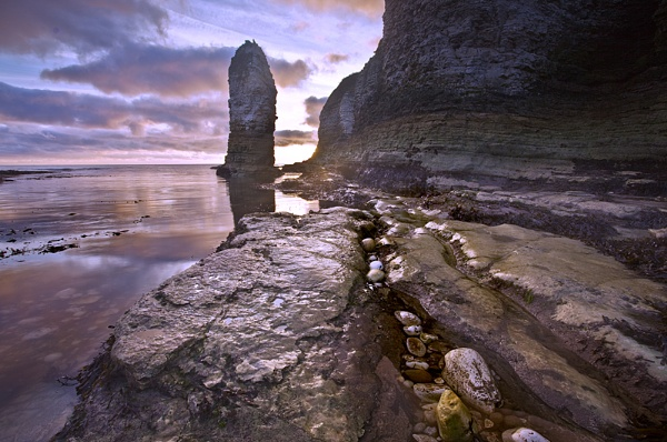 Sea Stack III by Blueberry69