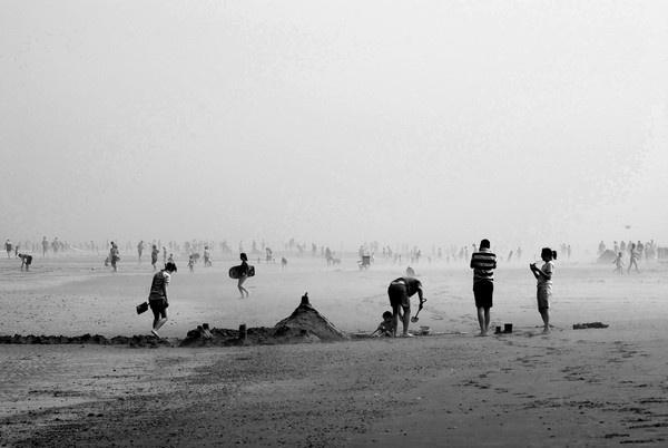 Life is a beach by Hardwicke