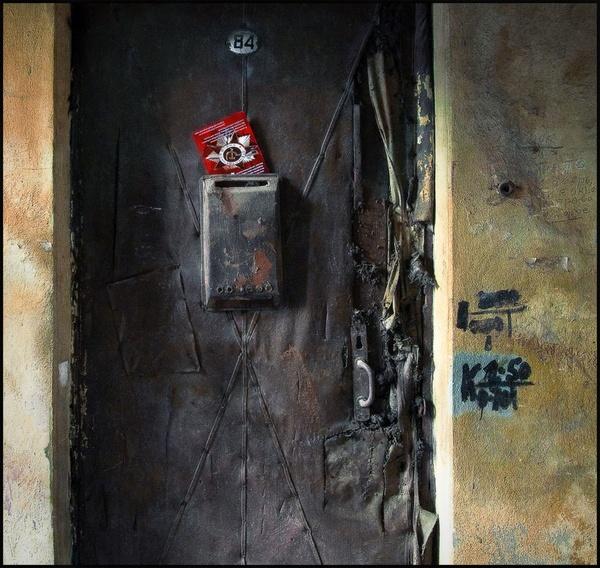 Veteran\'s door... by IgorDrankin