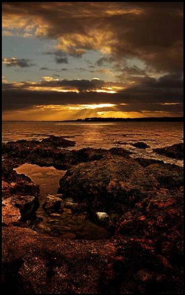 Menai Sunset by Niknut