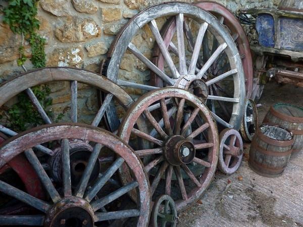 Wheels by rolandb1952