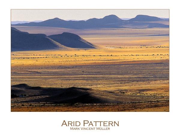 Arid Pattern by MarkVMueller