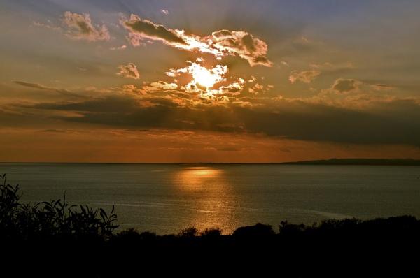 Cyprus Sunset by SpiroSpiteri