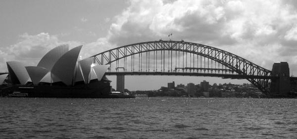 Sydney by BevRice