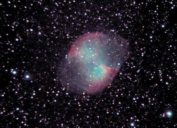 Dumbbell nebula by nytecam