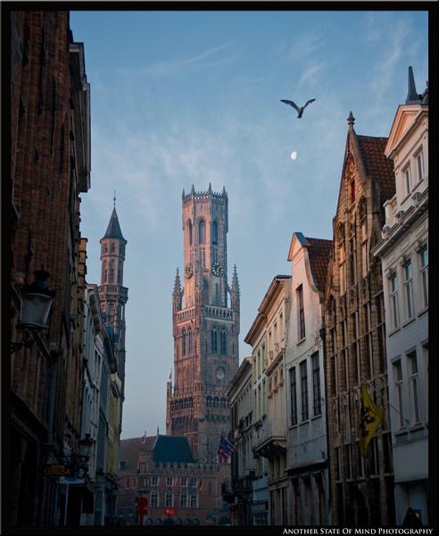 In Bruges by edsephiroth