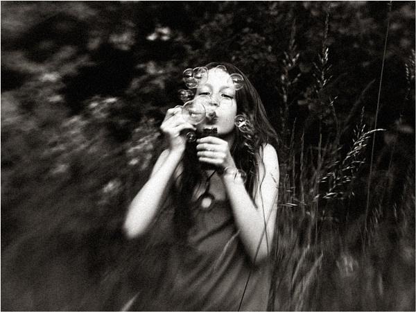 Bubbles by Paul Morgan