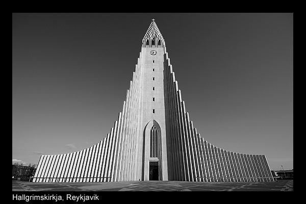 Hallgrimskirkja, Reykjavik by FoolsAndKings