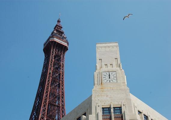 Blackpool by Pamella